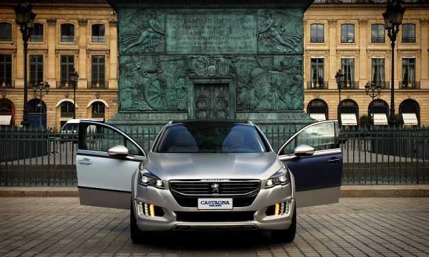 2014 Castagna Peugeot 508 RXH