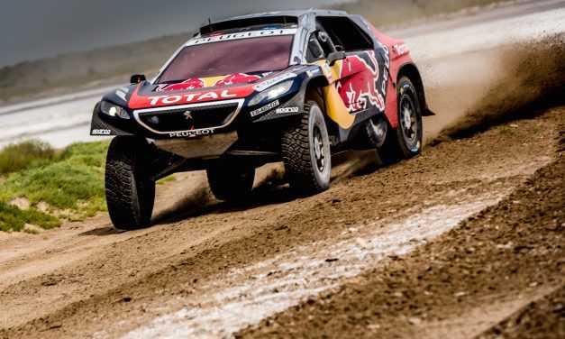 Silk Way Rally 2016 ziua 6 – Peugeot pe primele două locuri