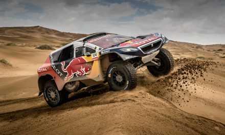 Peugeot 2008 DKR câștigă Silk Way Rally 2016
