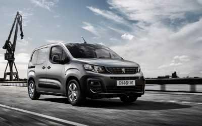 "Peugeot Partner a câștigat titlul ""International Van of the Year"""